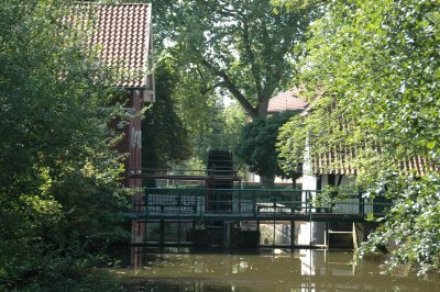 Die Hiesfelder Mühle