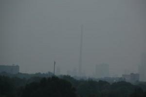 Bau auf, bau auf - das Kohlekraftwerk in Walsum.