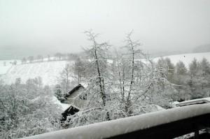 Trotz Klimawandel: Es gibt im Winter auch Schnee im Sauerland