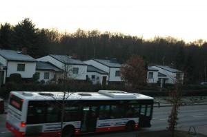 Langenhorn mit Bus