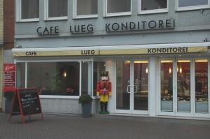 Cafe Lueg in der Duisburger Straße