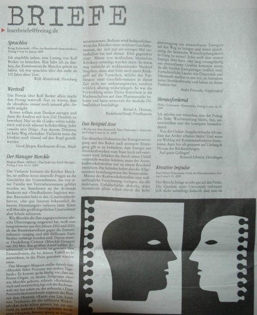 """Augstein will """"permanenten Dialog mit dem Leser"""""""