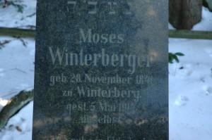 Inschrift im Detail