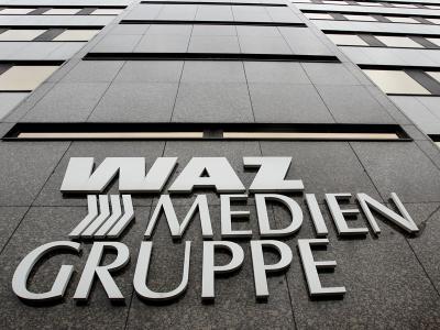 WAZ-Konzern: Reich und gierig Foto: ZAPP