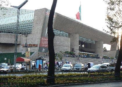 Das Auditorio Nacional