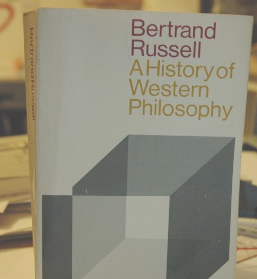 Bertrand Russel, A History of Western Philosophy, 1945