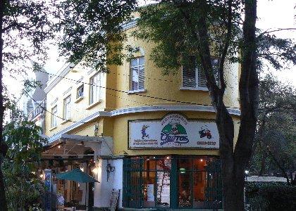Die Stadtteil-Fressmeile von Bosque de Virreyes