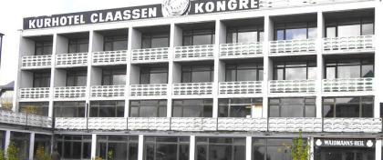 Hotel Claassen Winterberg - ein häßlicher Quader aus Beton