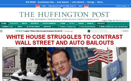 Mehr als erfolgreich: die Huffington Post
