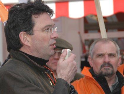 Der Bürgermeister von Soest