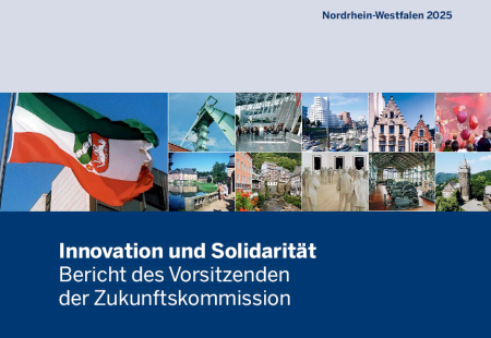 Zukunftskommission NRW 2025: Heißluft für politische Karrieren?