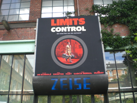 Zeise Kinos Hamburg Altona: Jim Jarmusch - Limits of Control