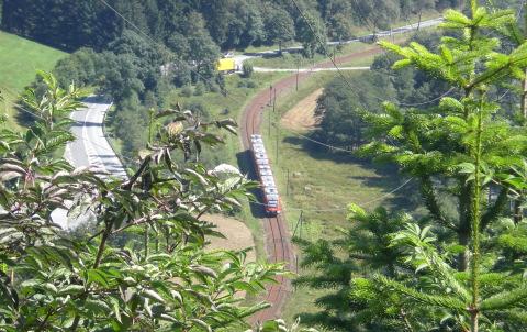 Fällt ab 12. Oktober aus: Bahnlinie RE 57 zwischen Winterberg und Bestwig