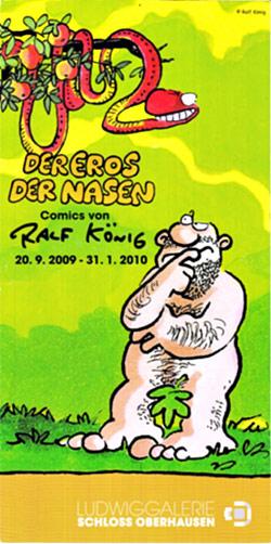 Ralf König in Oberhausen