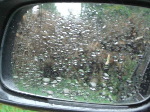 Ein grauer, nasser Regensonntag