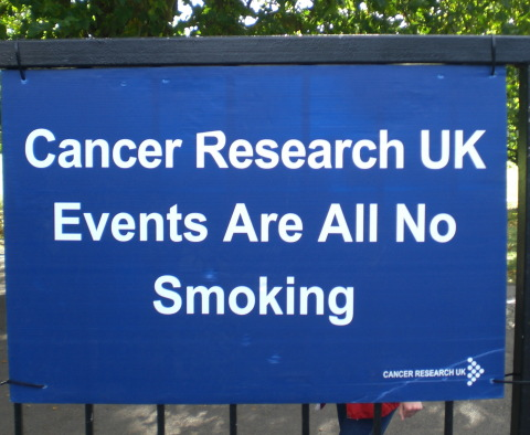 Politisch korrekt: Krebsforschung ohne Rauch