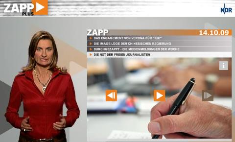 Das ZAPP-Magazin berichtete gestern abend  über das Schicksal freier Journalisten.