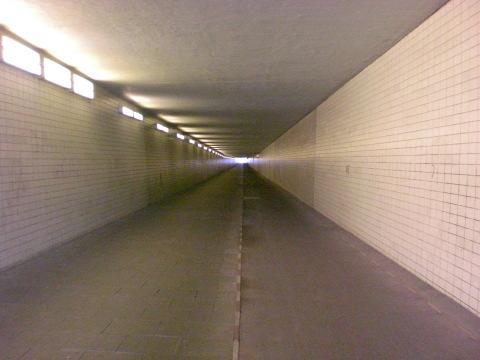 Licht am Ende des Tunnels ... (foto: zoom)