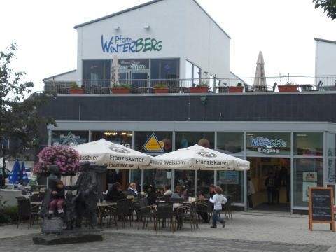 """Die """"Neue Mitte"""" in Winterberg: Geliebt, gehasst, ge ..."""