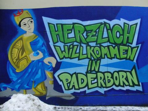 """Herzlich Willkommen in Paderborn, Abschied für """"Der Dom"""""""