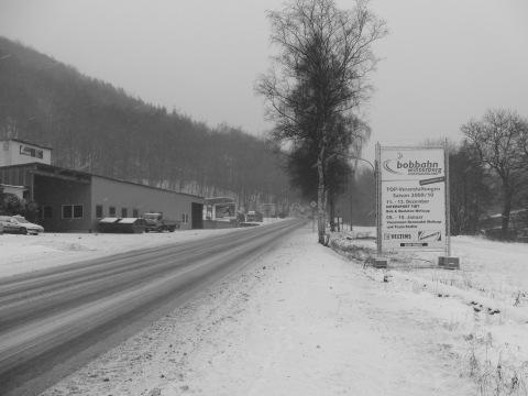 Heute 13 Uhr: Die Straße nach Silbach und Winterberg