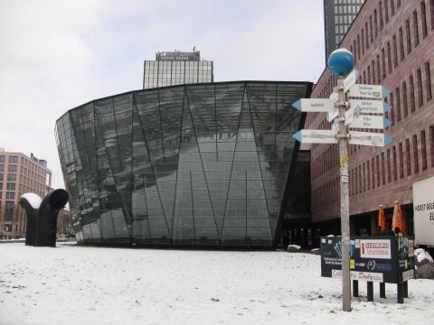 Die Stadt- und Landesbibliothek Dortmund (foto: zoom)