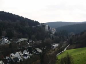 Winterberg: Der Stadtteil Silbach Blickrichtung Winterberg (foto: zoom/archiv)