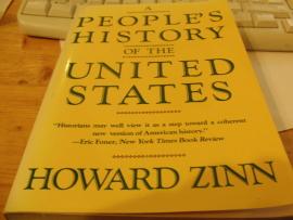 Howard Zinns wichtigstes Buch. Geschichte von unten: , A People's History of the United States, 1980