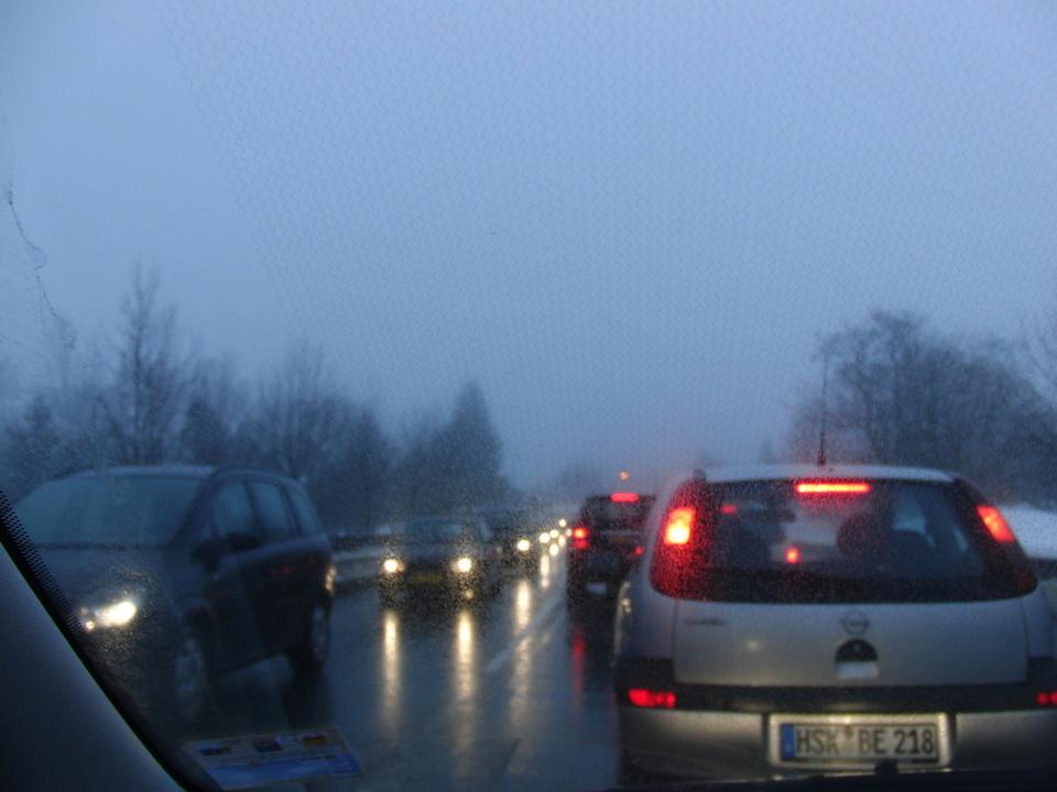 Winterberger Verkehr heute um 17 Uhr (foto: zoom)