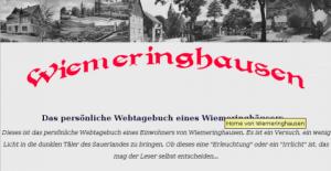 wiemeringhausenblog