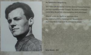 Willy Brandt. Die frühen Jahre.