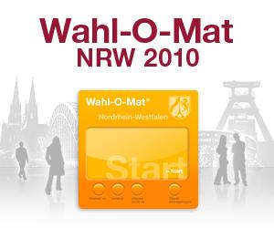 Der Wahl-O-Mat zur Landtagswahl 2010 (foto: Bundeszentrale für politische Bildung)