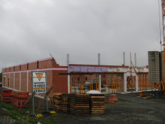 Dänisches Bettenlager im Bau, Winterberg, Remmeswiese