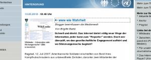 deutschlandfunk www wie wahrheit