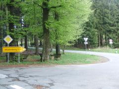 Am Großen Bildchen nach Altastenberg