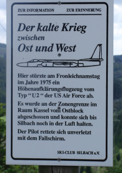 Kalter Krieg in Silbach