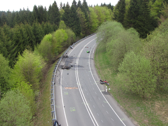 Unfall am Stimmstamm (foto: polizeihsk)