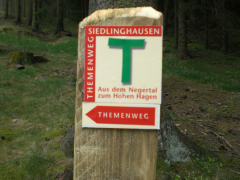 Der neue Themenweg in Siedlinghausen