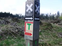 Themenweg bei Siedlinhausen