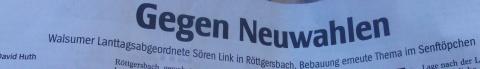 """Lokal-WAZ am Niederrhein: Von Lan""""t""""tagsabgeordneter und erneut""""e"""" Thema (fotos: zoom)"""