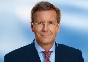 Kandidat Christian Wulff (pressefoto)