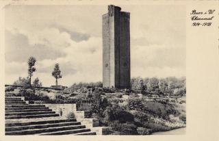 """""""Die guten alten Zeiten"""": Weltkriegsverehrung in Buer/Westfalen 1941 (archiv: zoom)"""