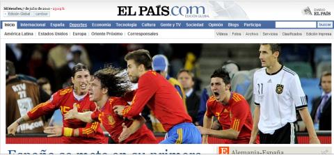 Spanien steht im Finale