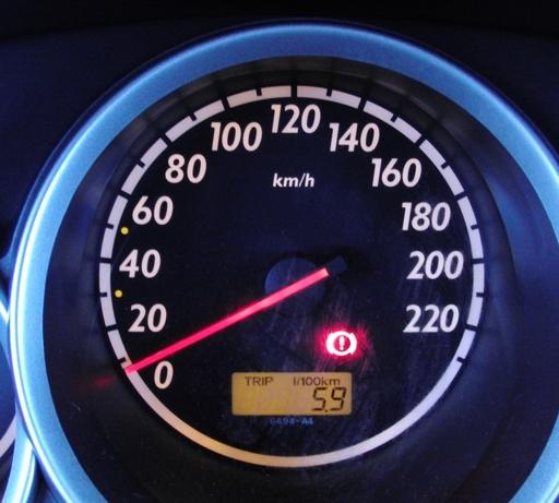 Im sportlichen Wettbewerb gegen den Bezinverbrauch. Die magische Grenze ist 6,0 l/100 km. (foto: zoom)