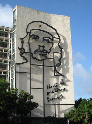 Der Unvermeidliche Che Guevara