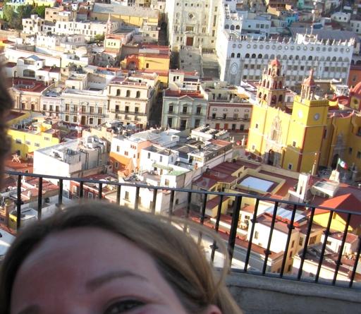 Was hat Guanajuato, die Geburtsstadt Diego Riveras, mit Botox und Stirnfalten zu tun? (foto: koerdt)