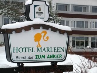 Marleen. Ein niederländisches Hotel in Siedlinghausen. (foto: zoom)