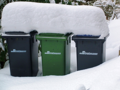 Wohin mit dem Müll? (foto: zoom)