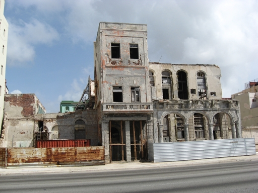 Unweit des Prachtboulevards von Havanna (foto: koerdt)