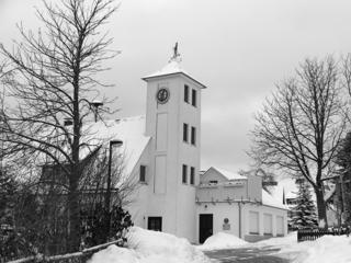 Altes Feuerwehrhaus in Siedlinghausen. (foto: zoom)